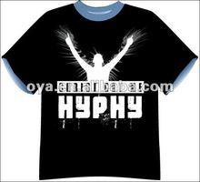 2012 New 100% cotton tshirt promotion printing tshirt