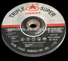 resin grinding wheel,rubber buffing wheel,