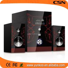 2015 new stylish multimedia 2.1 speaker for trade show