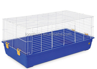 Animal Tubby Extra Large Blue Metal Pet Cage