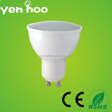 high lumen 5W,6W SMD led spotlights CE ROHS ERP aluminium gu10 led,led gu10 bulb,led lights gu10