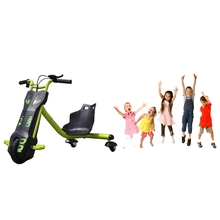 NEW Out Door Sports For Kids 100W Electric Drift Trike Three Wheeler
