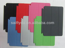 Hot Selling Magnetic Belt Clip Smart Cover Case For iPad mini Free Shipping