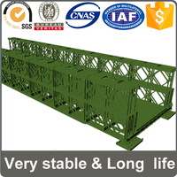 long life durable steel supporting structure,galvanized steel bailey bridges