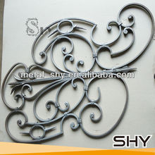 Ornamental Metal Gate Decoration Parts for Iron Gate,Fence,Staircase
