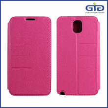 Auto Magic Buckle Leather Flip Cover Case for Samsung for galaxy for Note 3