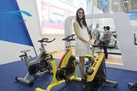 Spinning Bike with adjustable saddle 2014