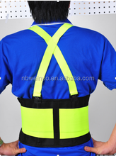 New fashion adjustable back belt with suspenders