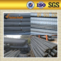 Reinforcement iron rod/hot steel rolling mill rebar from steel company