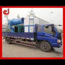 high pressure coal mine dust control equipment road dust control equipment