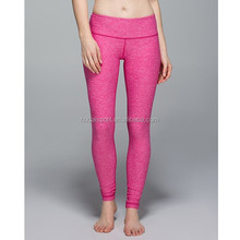 Hot sale Custom Dry Fit gym wear Wholesale women yoga pants sports pants elastic compression tights