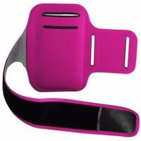 Neoprene Mobile Phone Sports Running Jogging Gym Armband Case