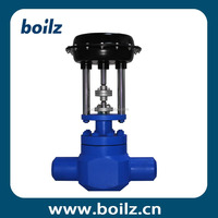Triple air sealing sleeve type pneumatic actuated proportional control valve
