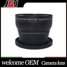 2.2X Telephoto Lens Zoom 58mm 2.2X Telephoto Lens TELE Super High Resolution Deluxe Digital Conversion Lens