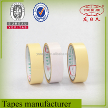 China supplier packing tape double sided gum tape for car