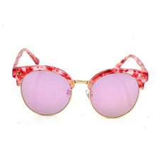 Order high quality designer ladies acetate UV400 ce sunglasses in cheap prices