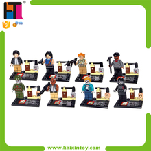 Collectable Intellectual Toy Anime Figure Block