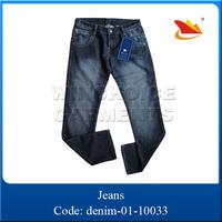 High quality cheap denim jeans bulk wholesale for men
