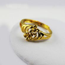 2016 Euro Rose Stainless Steel Ring,316L Titanium Men's Ring Jewelry