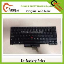 Genuine Original NEW for Lenovo IBM Thinkpad E430c E430S S430 T430U Keyboard UK 04Y0145