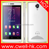 X-BO V12 lowest price china android phone 4.5 Inch IPS Touch Screen Dual SIM Card