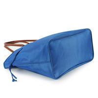 Chinese Blue Ladies Cotton Handbags