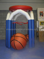 New Design Inflatable Basketball Hoops Shoot for sale M6022