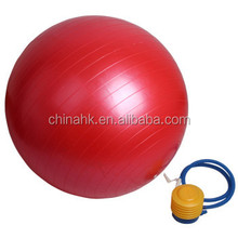 Wholesale thicken anti burst yoga ball ,gym ball, fitness ball