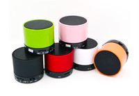 OEM Manufacturer Wholesales Mini Portable S10 Bluetooth Speaker With MP3 TF Card and FM.
