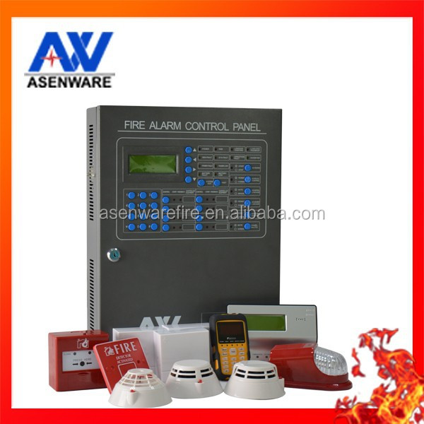 Addressable Fire Alarm Panel Can Connect Addressable Repeater ...