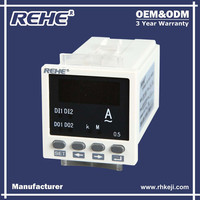 32 Ampere Electrical Distribution Box Single-phase RH-AA81 AC Current Ampere Meter