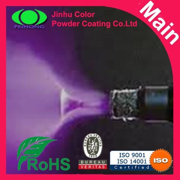 ISO certified High anticorrosion Epoxy Resin Powder Coating