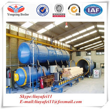 Working efficiency stable and high wood autoclave pictures and price
