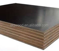 buliding construction formwork , 19mm thick polywood material