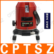 Hot sale 5 lines 1 point Cross line laser, c, infrared rotary laser level.