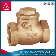 DISC type high pressure non return pvc valve