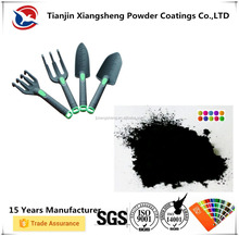 thermosetting powder coating for garden tools