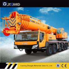 XCMG 130 Ton Portable T-King Vehicle Crane Truck