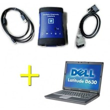 Newest GM MDI Auto Scanner Multiple Diagnostic Interface Plus Dell630 Laptop GM MDI Car diagnostic tool High Performance