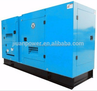 50hz 60hz silent 750 kva small silence diesel no fuel electric generator