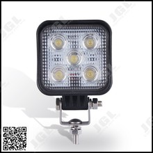 27w 24w 18w 15w LED work light,4x4 car accessory,heavy duty machine,boatTruck,CE, RoHS, IP67 approved