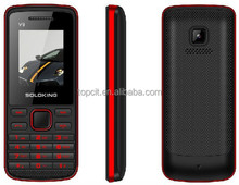 New V9 1.8 inch low end price soloking mobile phone with 64+32Mbt