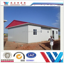 Steel building prefabricated home cheap price kit set house steel kit homes