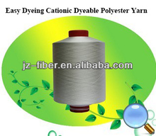 Easy Dyeing Cationic Dyeable Polyester 50D/48F