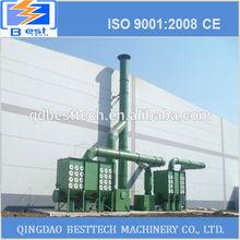 industrial de polvo del ciclón para colector de polvo cosmético