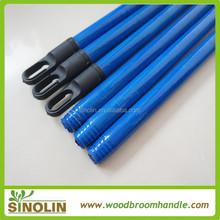 mass production cheap wood floor mop stick with 25mm diameter