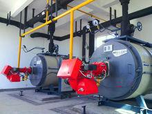Gas oil industrial Steam Boiler or Hot Water Boiler for production line in Venezuela