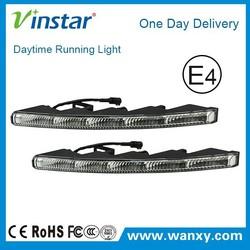 Universal LED Daytime Running Light, External driver, no FM error LED DRL