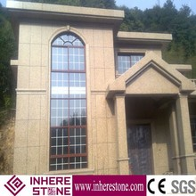 Outdoor Stone Decorative Window Frames in Stone