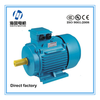 Colourful hot sale and well made Y2 series electric motor 20kw